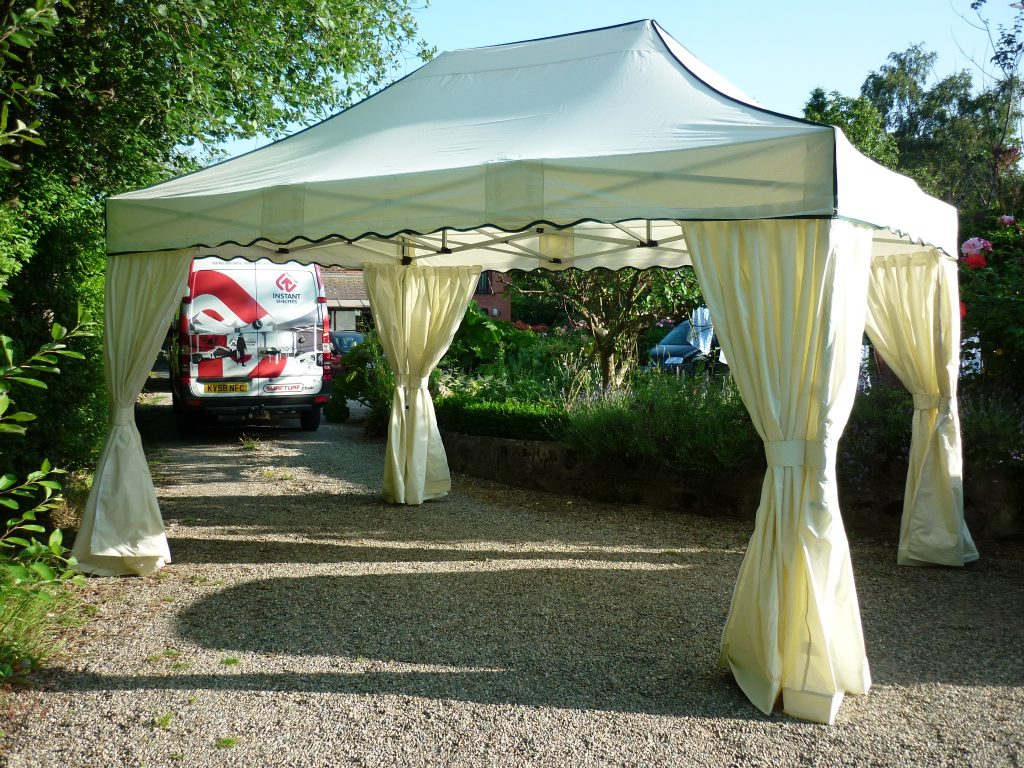 4.5m x 3m Regal Aluminium