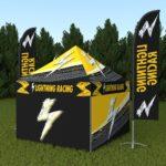 Motocross Sidewalls Flags