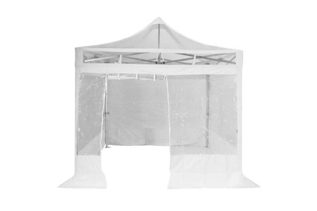 Clear Gazebo & Shelter Sidewalls