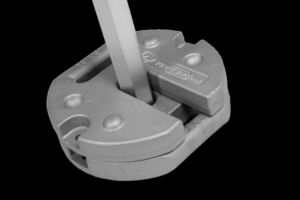Gazebo Shelter Steel Weights (Pair)