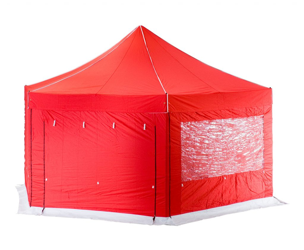 6m Hexagonal Shelter Canopro Elite