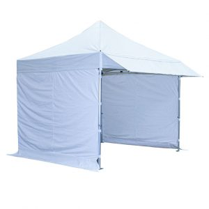 2m x 2m With Extended Rain Canopy Canopro Lite