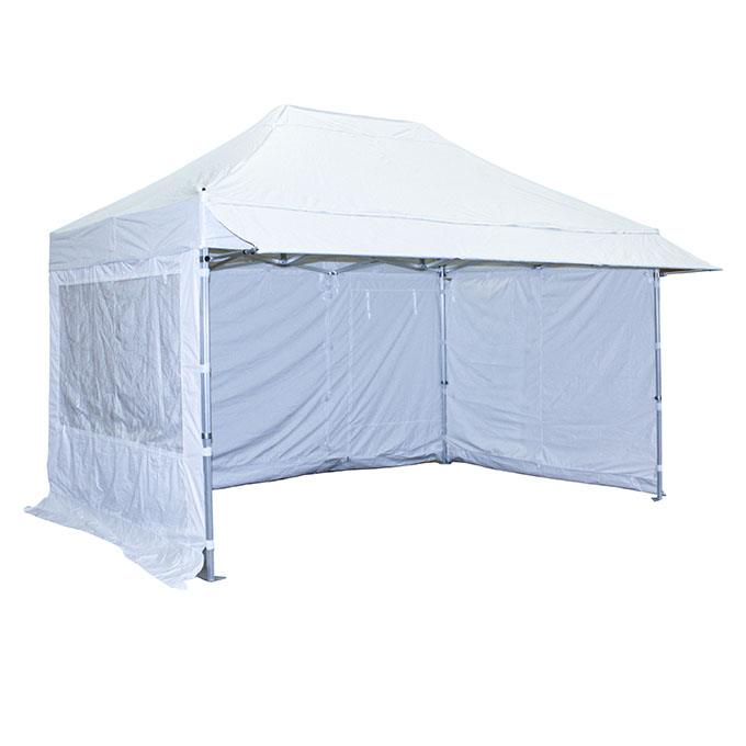 4.5m x 3m With Extended Rain Canopy Canopro Lite
