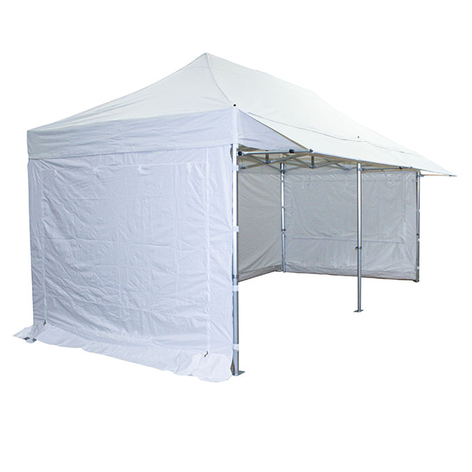 6m x 3m With Extended Rain Canopy Canopro Lite