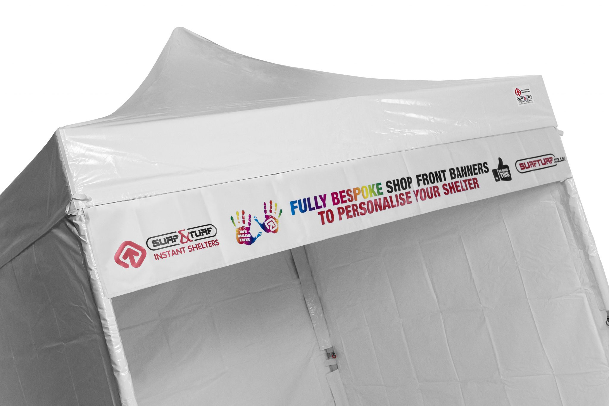 Shop Front Banners