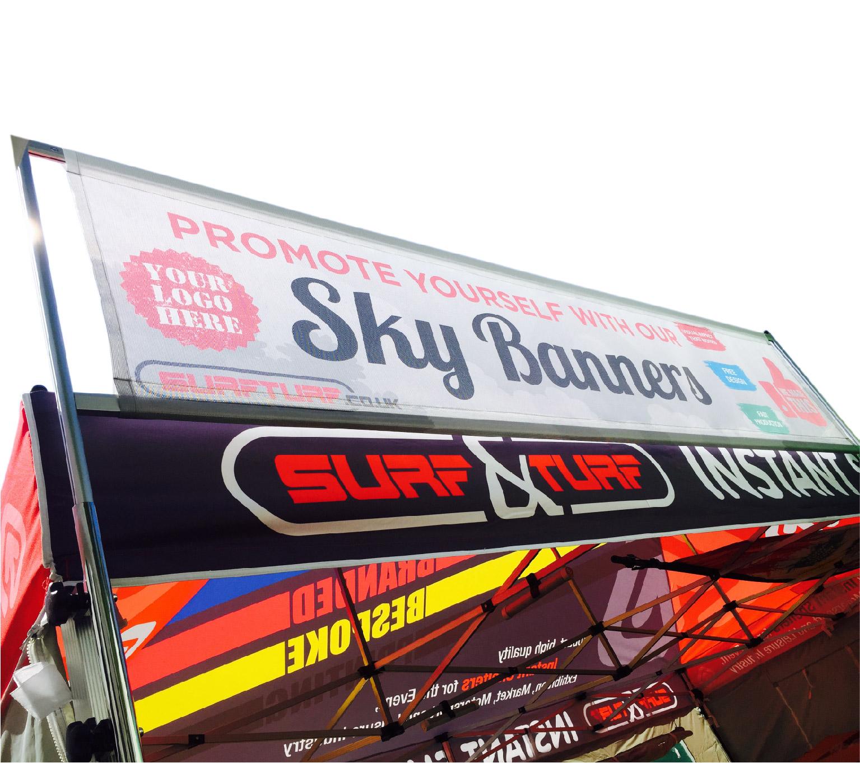 Sky Banner New