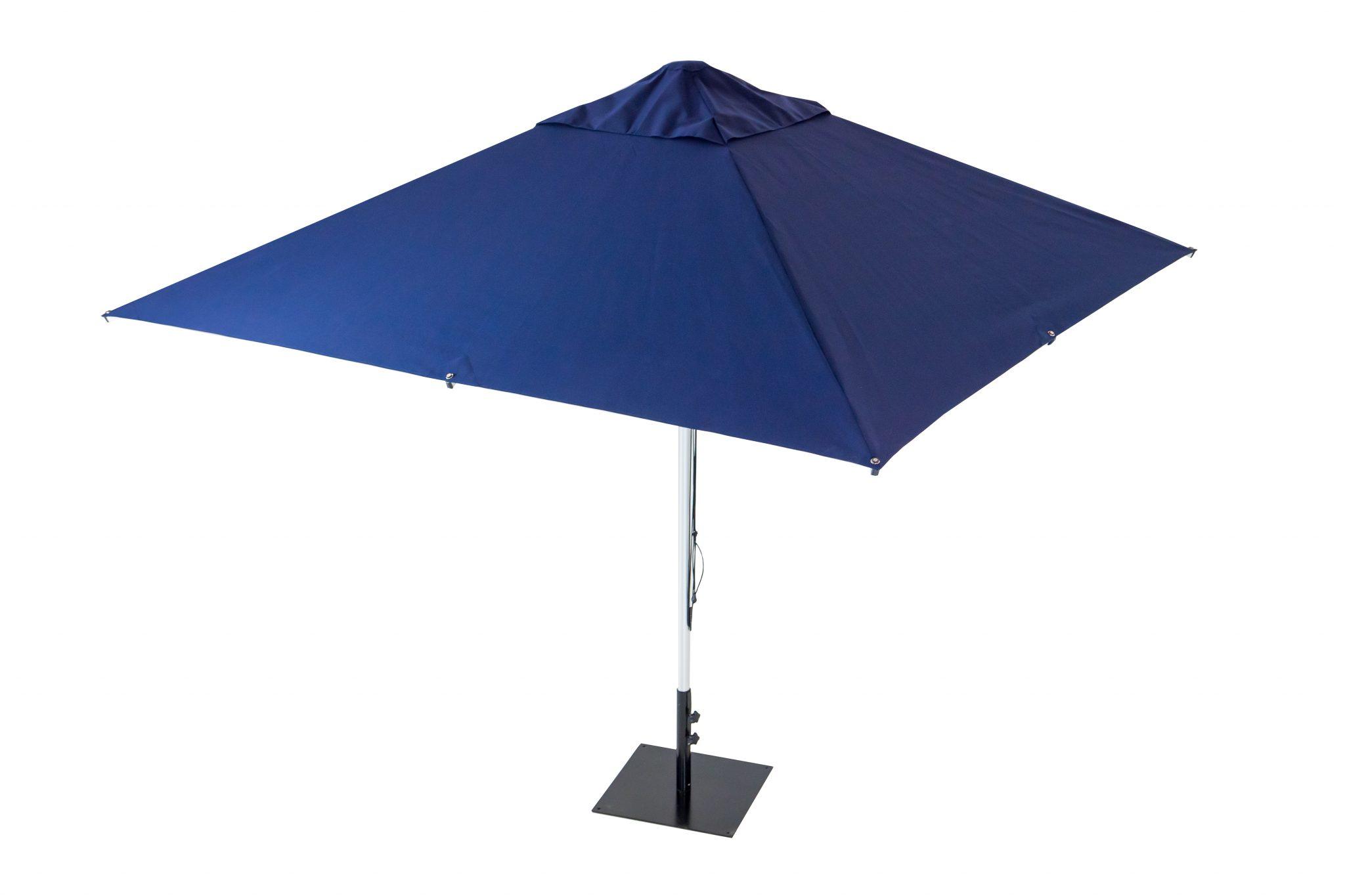 3m Square Bistro Series Parasol