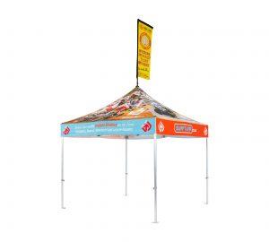 Canopro Centre Peak Flags