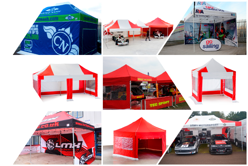 A range of quality shelters