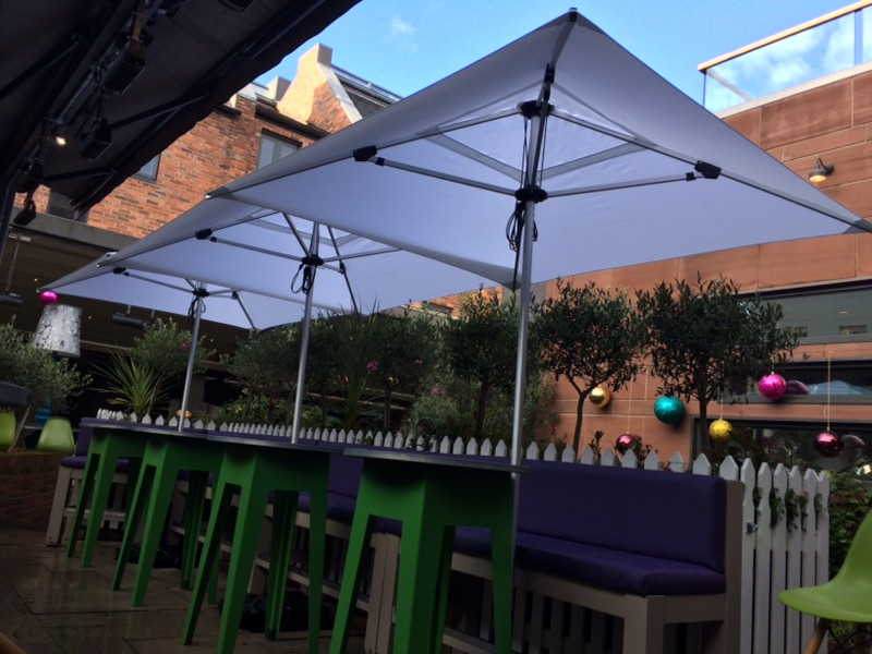 cafe series parasol
