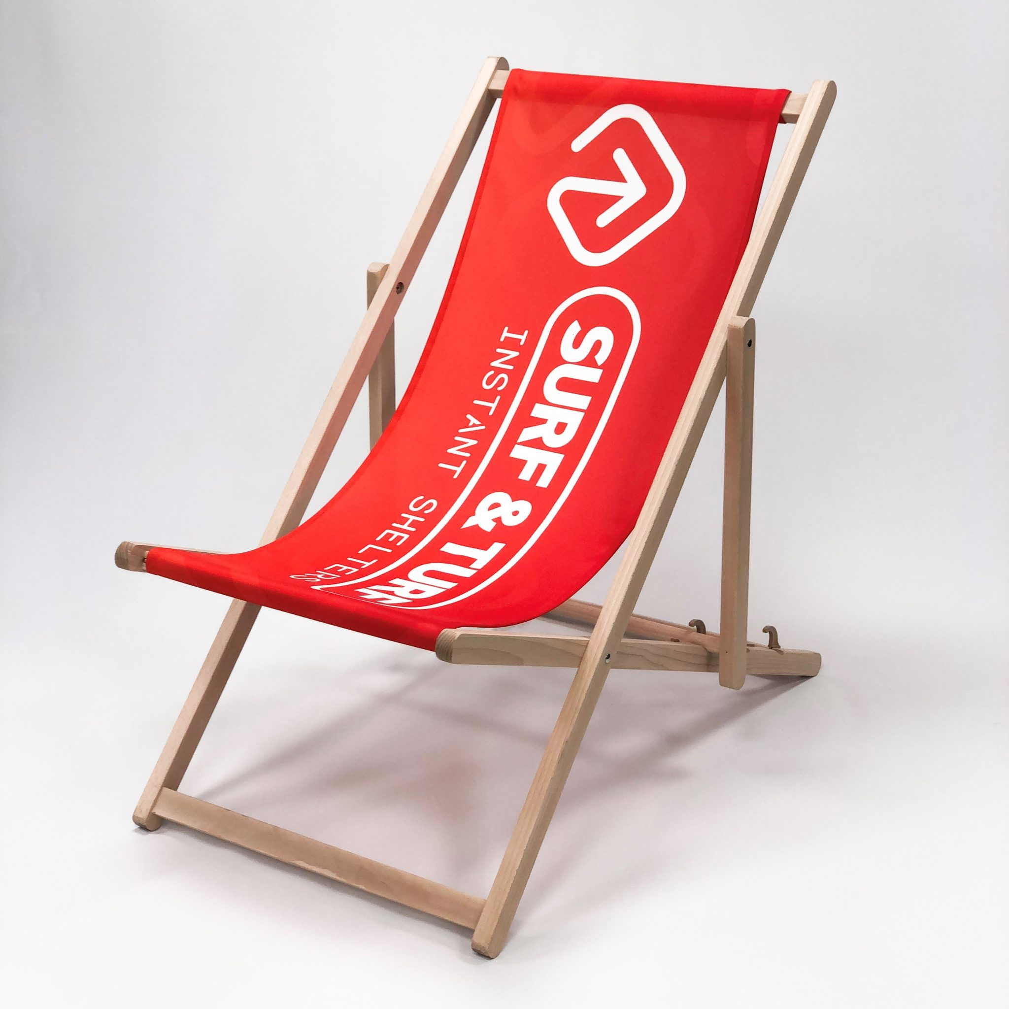 Branded Deck Chair