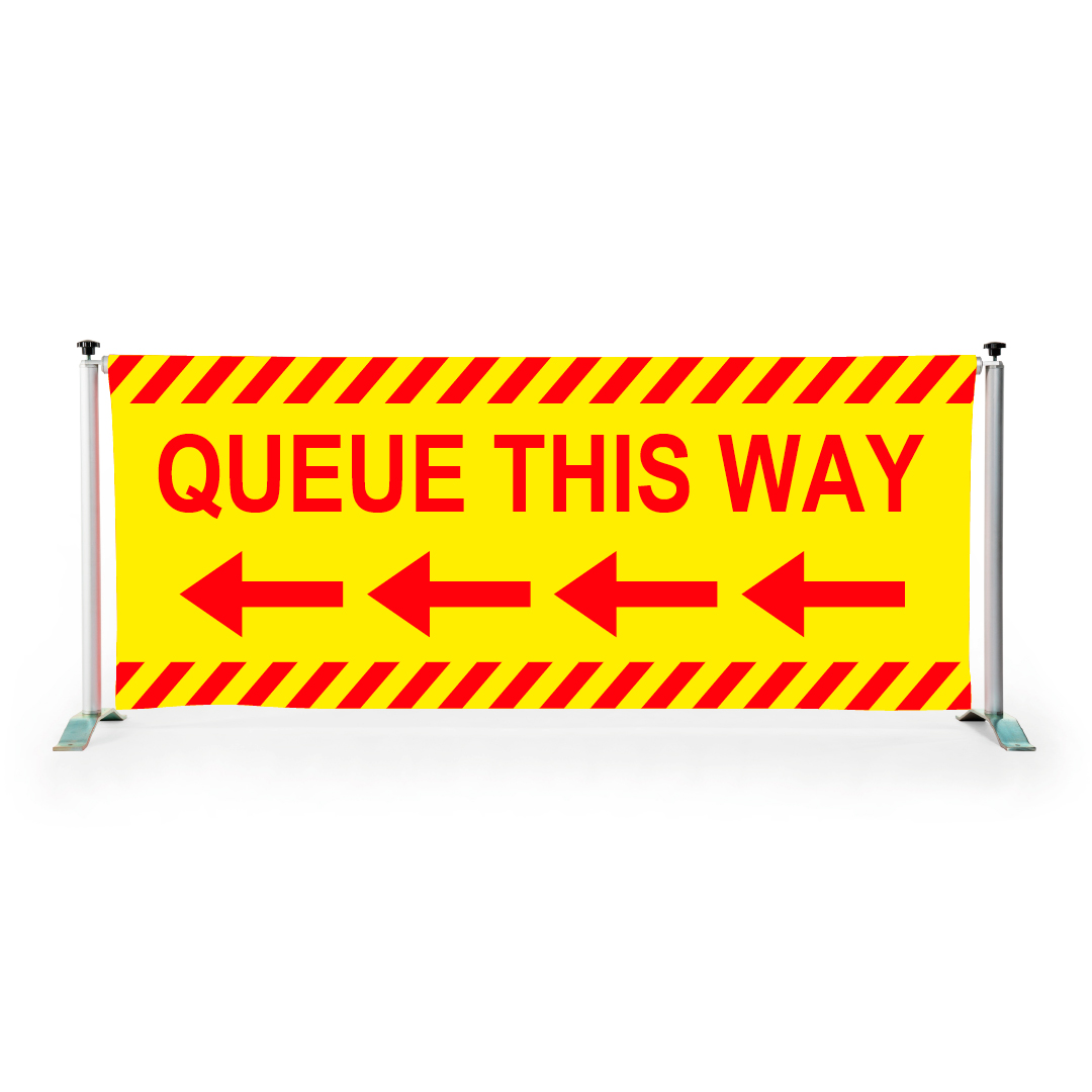 Queuing Barrier System